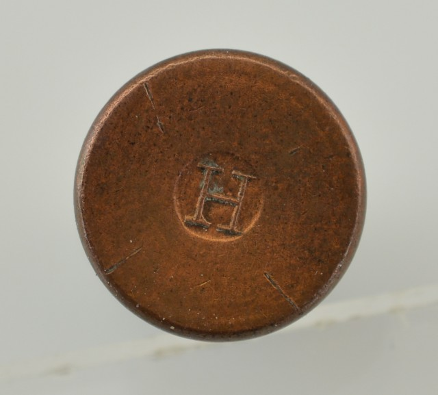Winchester .46 Long Rimfire Cartridge  (Small Circle)