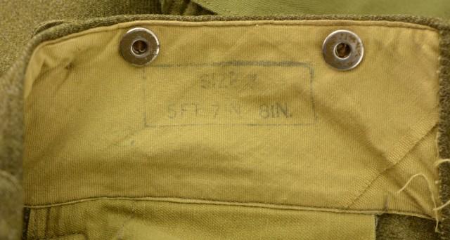 Canadian Army Uniform Grouping (Korean War Era)