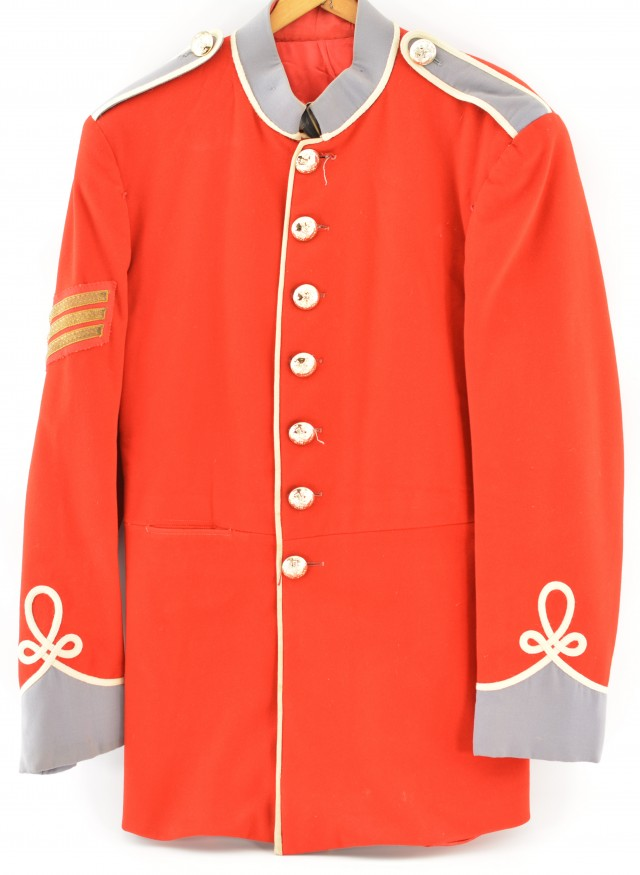 Canadian Full Dress Tunic Edmonton Regt.