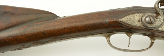 Saxon Flintlock Pheasant Gun Smithsonian Book Published