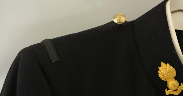 Canadian Artillery Officer's Uniform No. 1 Dress Tunic