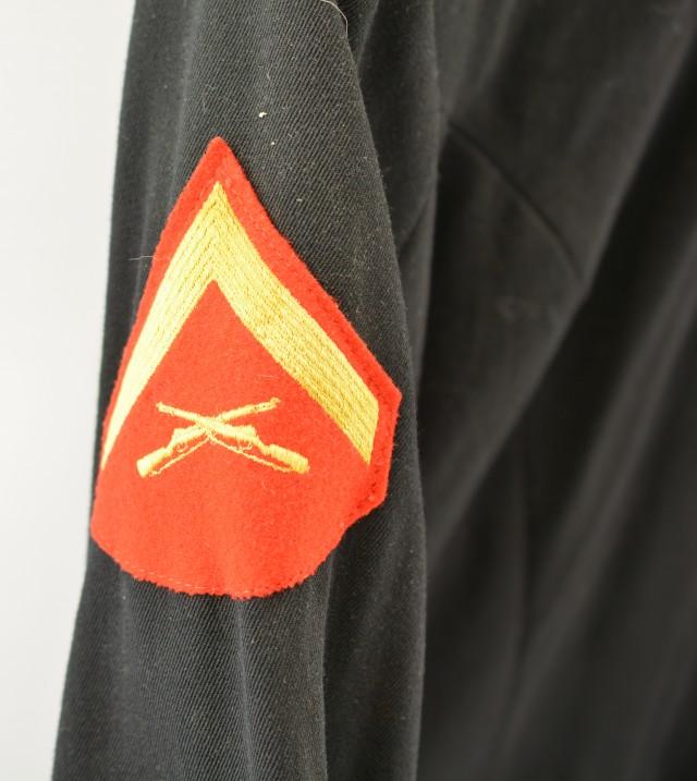 USMC Uniform Tunic Dress 1960s