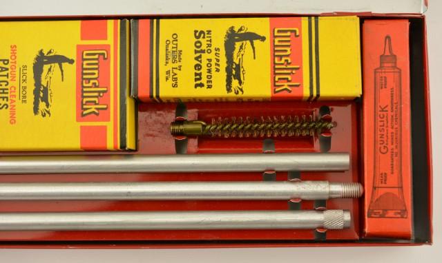 Outers Shotgun Kit 1950's