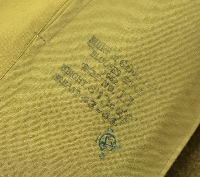 Post WW2 Canadian Army battledress jacket Canadian Provost Size 44