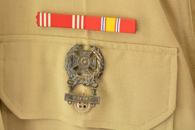 Vietnam Era U.S. Army Uniform Shirt