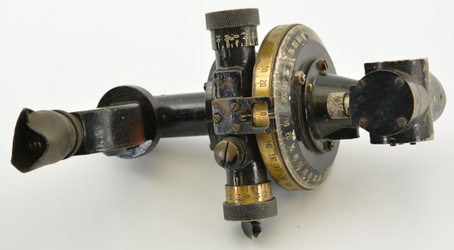 WW2 British Dial Sight from Royal Artillery