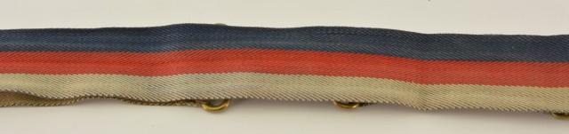 WW1 Canadian Army Snake Belt for Dress