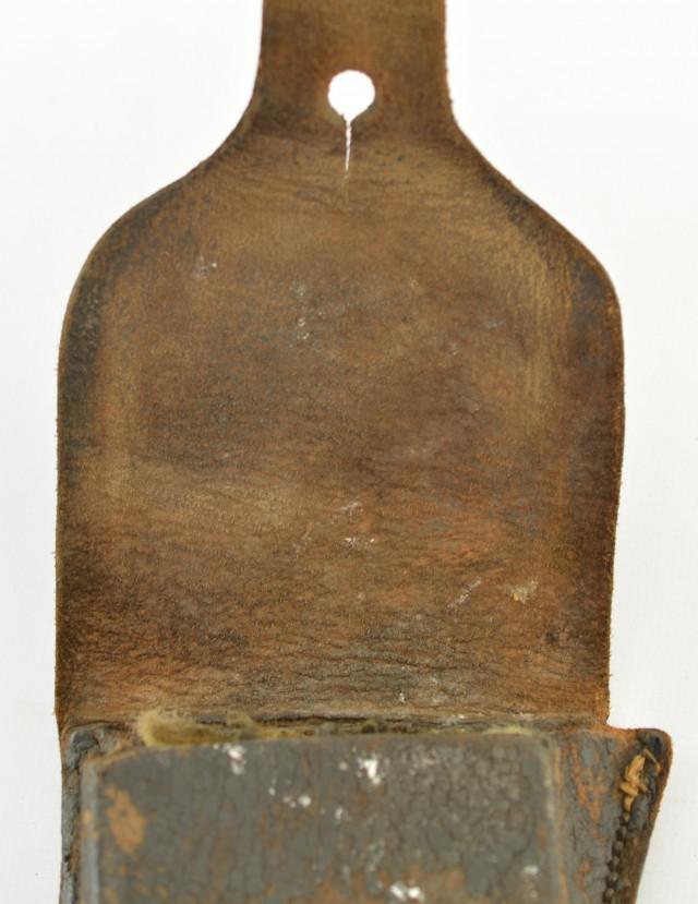 Antique U.S.Military Cap Box