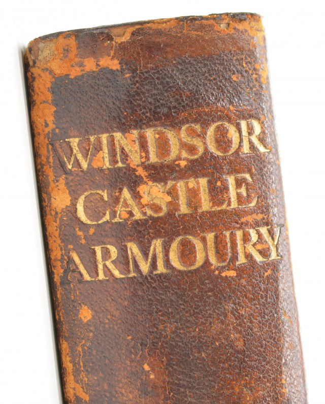 The Armoury of Windsor Castle by Sir Guy Francis Laking (1904)