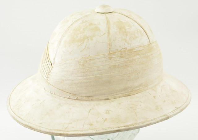 British Commercial or Private Purchase Sun Helmet