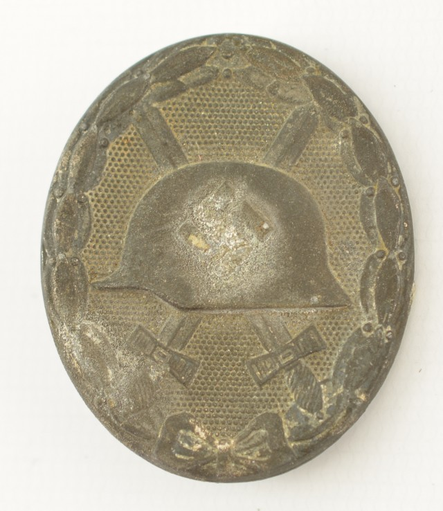 German Army Silver Wound Badge