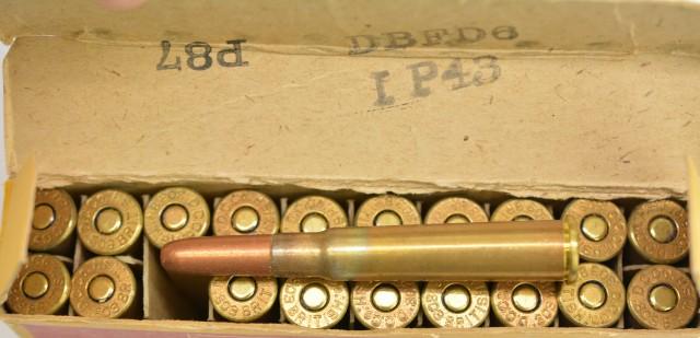 CIL Dominion Pneumatic High Velocity .303 British Ammo
