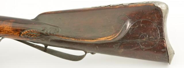 Flintlock EuropeanSporting Rifle Reconverted