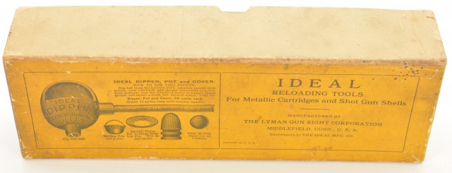 Vintage Ideal Dipper empty Box