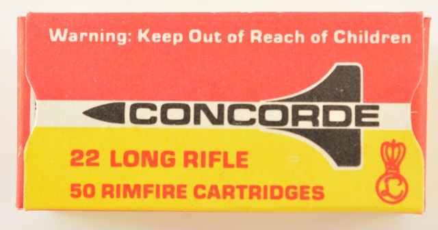 Kassnar Concorde .22 Long Rifle Ammo