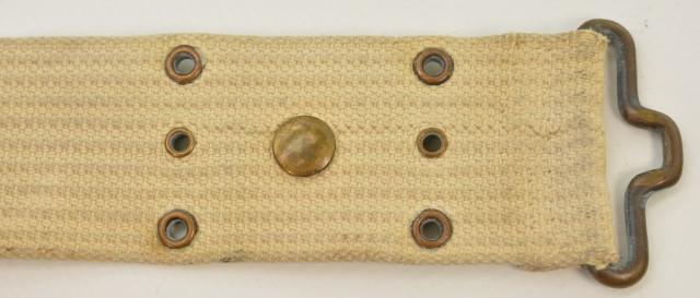 US M1910 Mills Belt