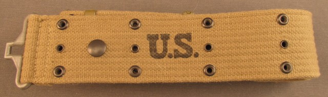 US M 1936 Pistol Belt