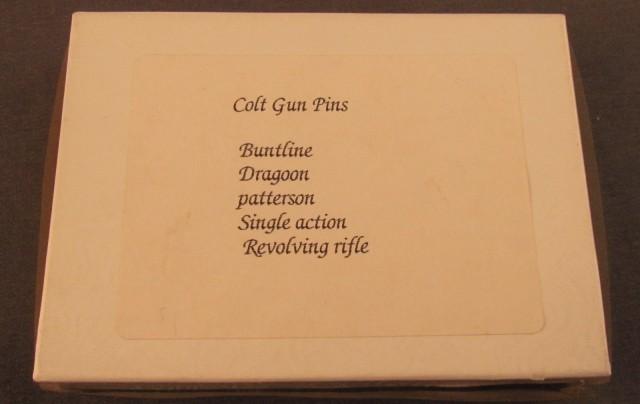 Colt Pins / Tie Tacks
