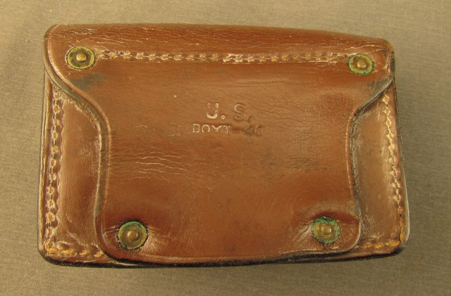 Post WWII US Belt Pouch