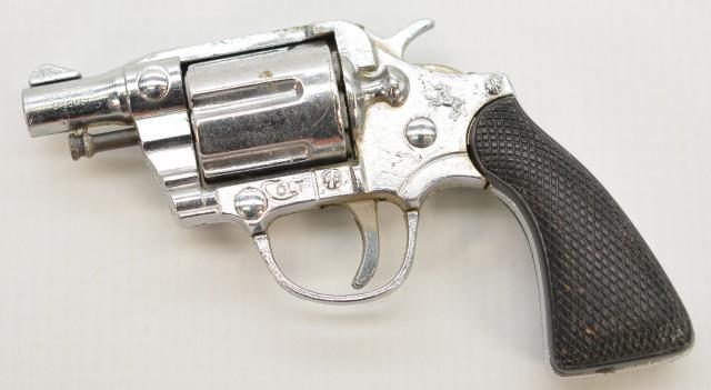 Hubley Colt Detective Special Cap Gun