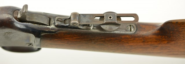 Colt Small Frame Lightning Rifle 1888 Colt Peep Sight