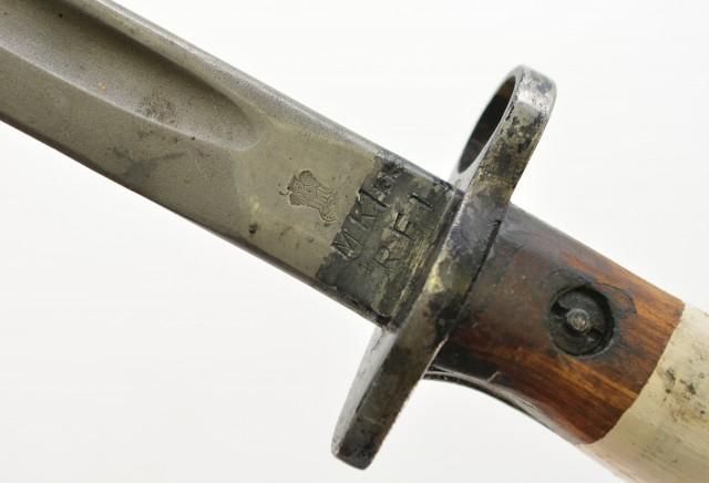 Indian Drill Purpose Bayonet RFI No 1 MK1**