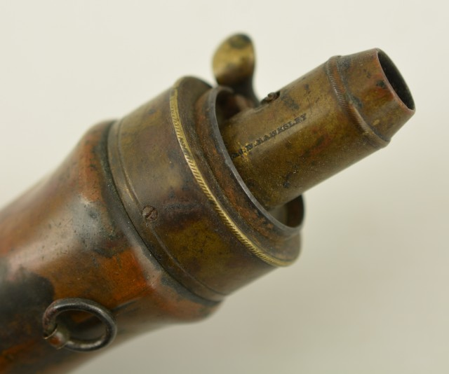 Original Hawksley Marked Flask