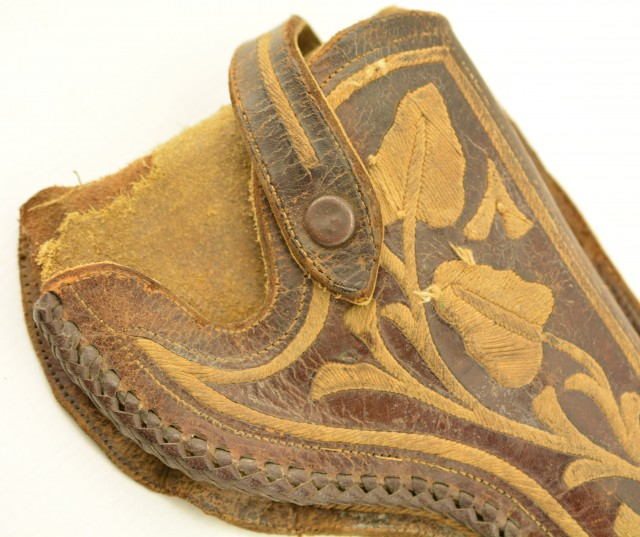 Vintage Western Cowboy  Holster