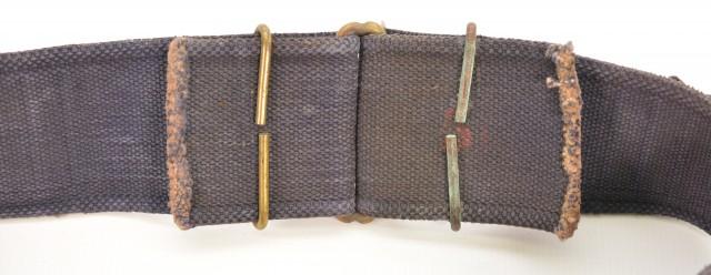 Mills Cartridge Belt 1895 Early Style