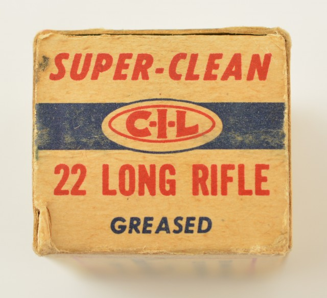 CIL Canadian Govt 22 LR 1950 Issue Box