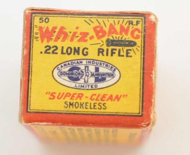 CIL Whiz-Bang 22LR Ammo