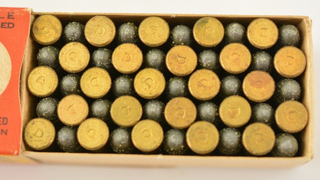 CIL Central V's 22 LR 1937 Second Variation Box