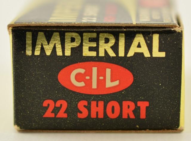 Imperial 22 Short Hi Velocity Ammo
