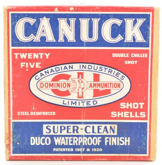 1935 Canuck Shotshells 12ga