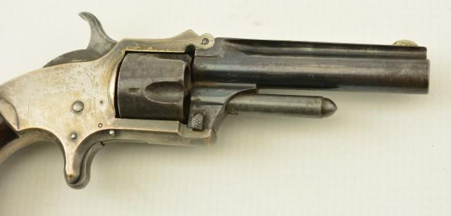 Antique Marlin XXX Model 1872 Tip-Up Revolver