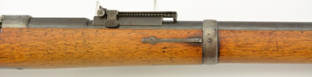 German Model 1871/84 Rifle by Spandau Converted to Jaeger Rifle