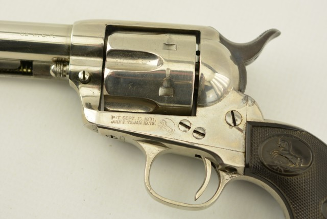 Colt Single Action Army Revolver 1st Generation 32-20