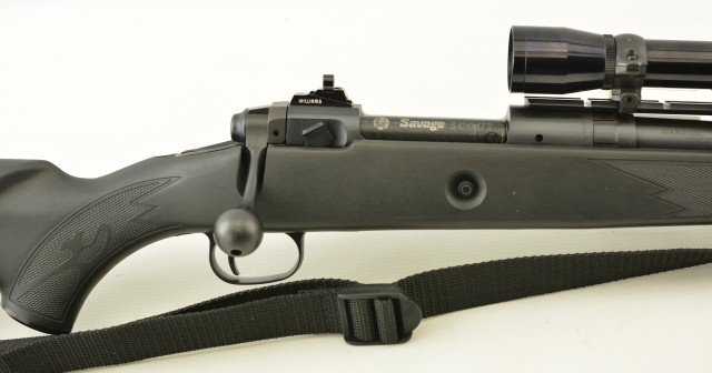 Savage Scout Rifle Model 10 With Nikon Scope 308 Winchester
