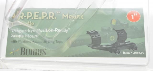 Burris AR-P.E.P.R. 1 inch Scope Mount