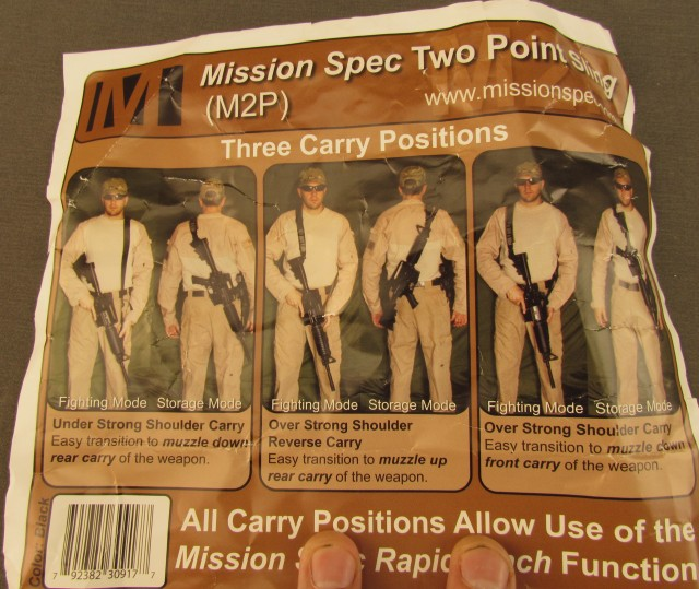 Mission SPEC Two Point Sling
