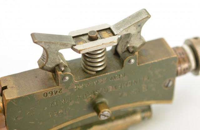 British-New Zealand Mk. IV Clinometer Artillery Sight