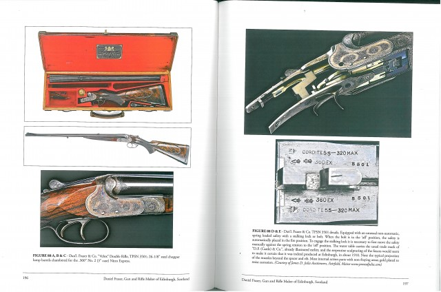 Daniel Fraser Gun and Rifle Maker Book