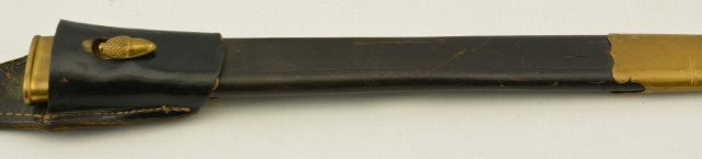 German Forestry Knife Third Reich Cutlass WKC Marked