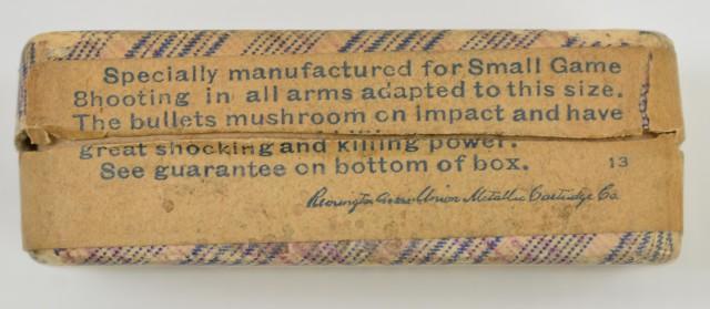 Remington 22 Short Smokeless Hollow Point Box