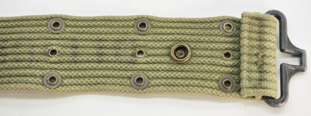 US Model 1956 Style OD Green Pistol Belt