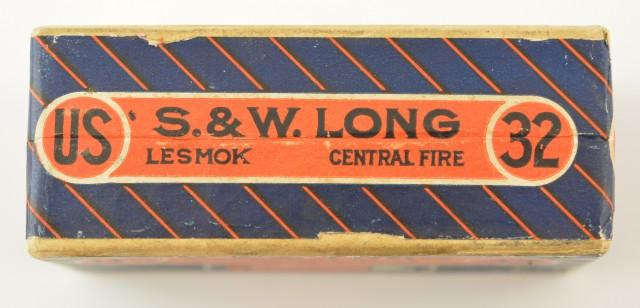 U.S. Cartridge Co. Sealed .32 Smith & Wesson