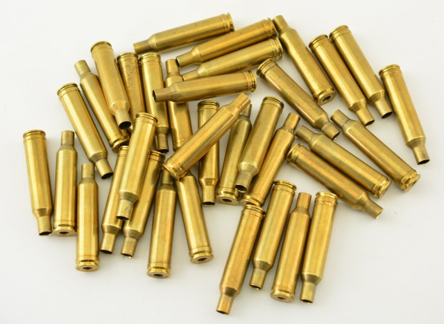 7mm Ackley Magnum Brass 35 Pieces Reloading Ammo