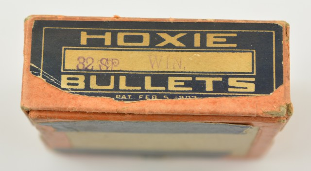 32 Winchester Special Ammo Loaded With Hoxie Bullets