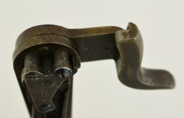Starr Cartridge Cavalry Carbine Lock Mechanism