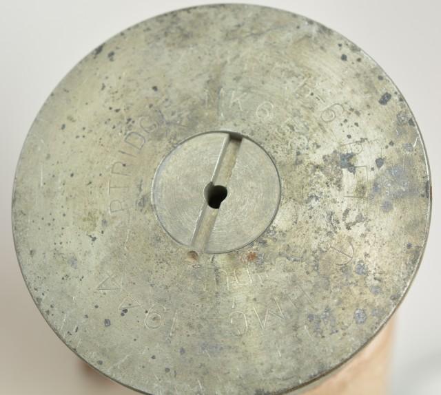 World War II Navy 3 Inch Drill Round
